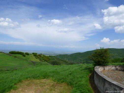 Алазанская долина, Грузия