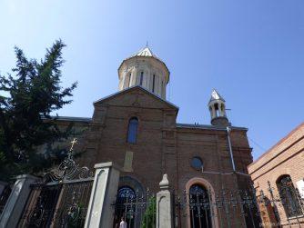 Армянская церковь Святого Георгия Эчмиадзинцев