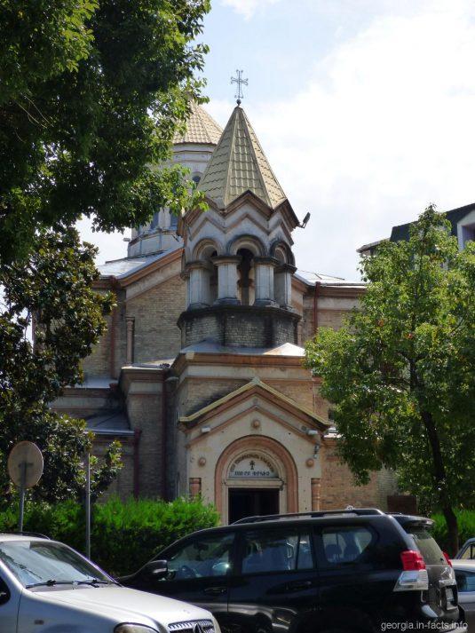 Армянская церковь экскурсия по Батуми