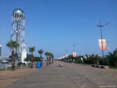 Башня Афавит в Батуми