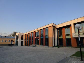 Библиотека в городе Ахалцих