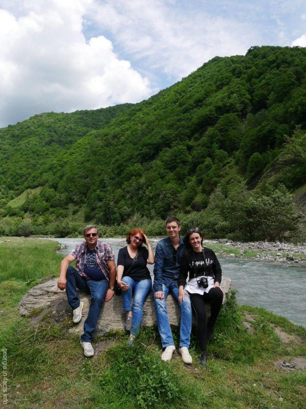 Экскурсия по Военно Грузинской дороге Грузия