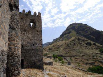 Фото крепости Хертвиси