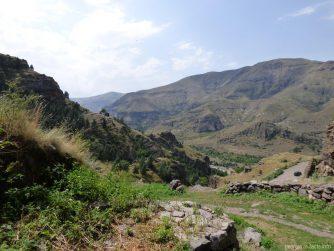Горы у Ванис Квабеби
