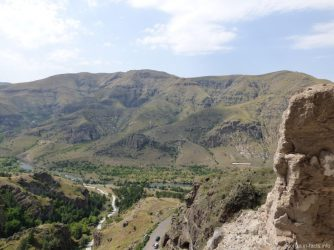 Горы в Ванис Квабеби