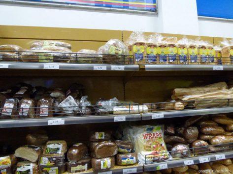 Хлеб в Гудвилле, Батуми