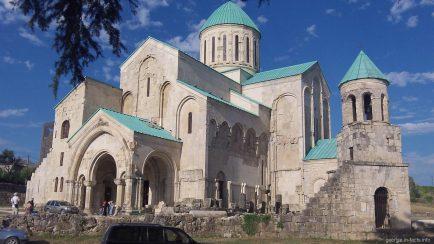 Храм Баграти в Кутаиси