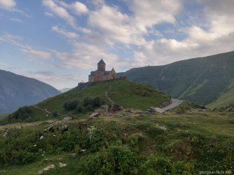 Храм Гергети из Тбилиси