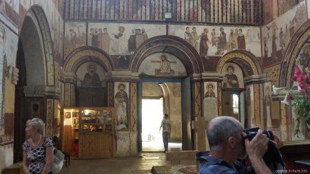 Храм Рождества Богородицы в Гелати