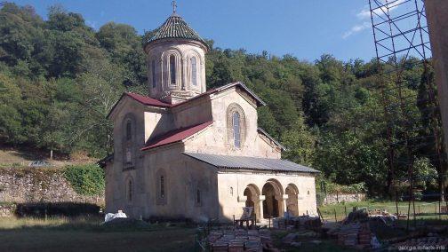 Храм Святого Георгия в Гелати