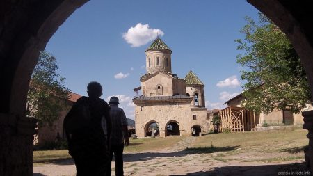 Храм Святого Николая Чудотворца в Гелати