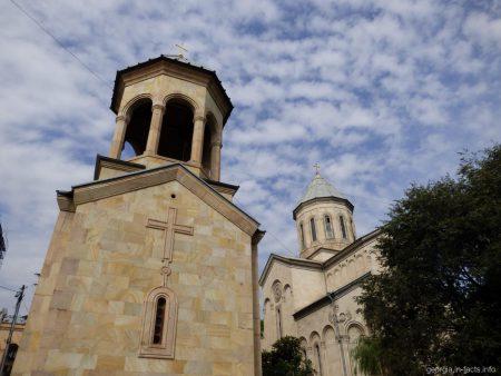 Храмы города Тбилиси