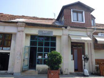 Касса ЖД вокзала в Батуми. Самостоятельно в Тбилиси