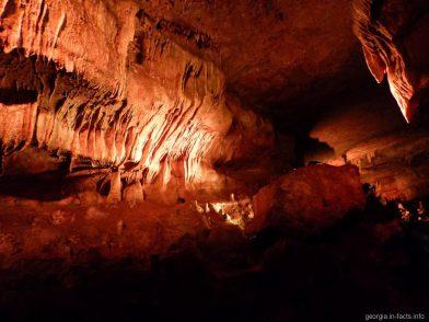 Красивое фото из пещеры Сатаплия