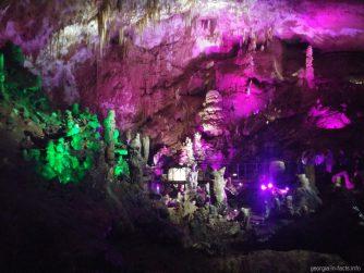 Красота пещеры Прометея