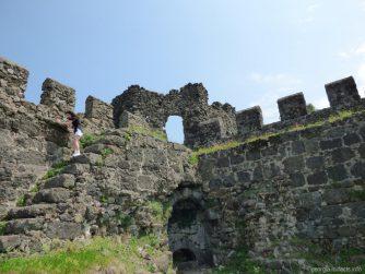 Крепость Гонио экскурсия из Батуми