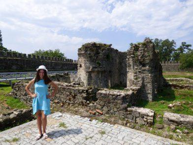 Крепость Гонио из Батуми
