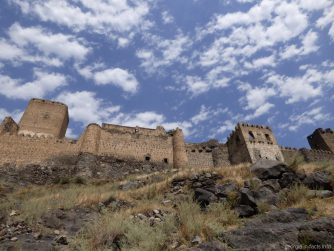 Крепость Хертвиси рядом с Ахалцихом