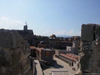 Крепость Рабат из Тбилиси