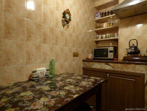 Кухня в Батуми
