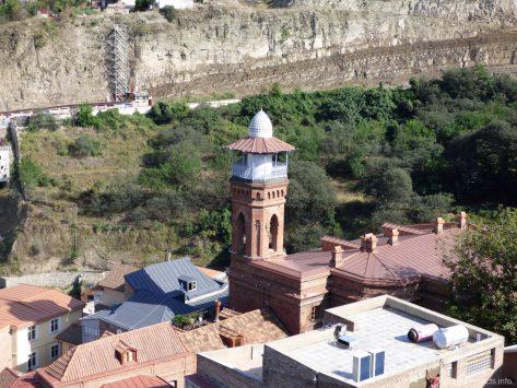 Мечеть Джума в Тбилиси