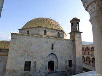 Мечеть в крепости Рабат в Ахалцихе