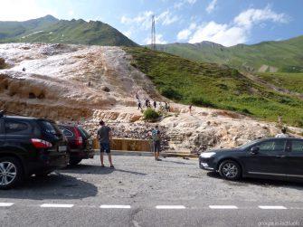 Минеральные источники на Военно Грузинской дороге