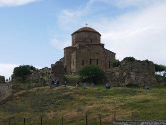 Монастырь Джвари в Грузии