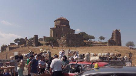 Монастырь Джвари в Мцхете