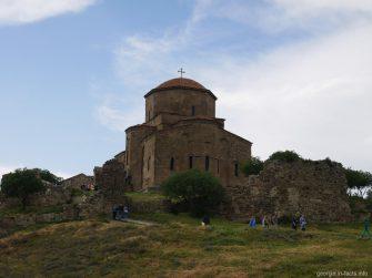 Монастырь Джвари в Мцхете, Грузия