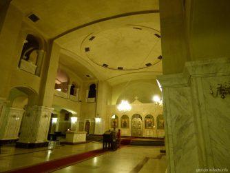 Нижний Храм собора Святой Троицы в Тбилиси