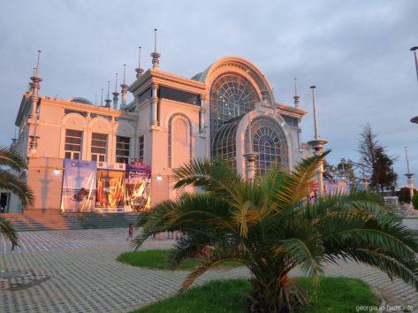 Оперный театр в Батуми
