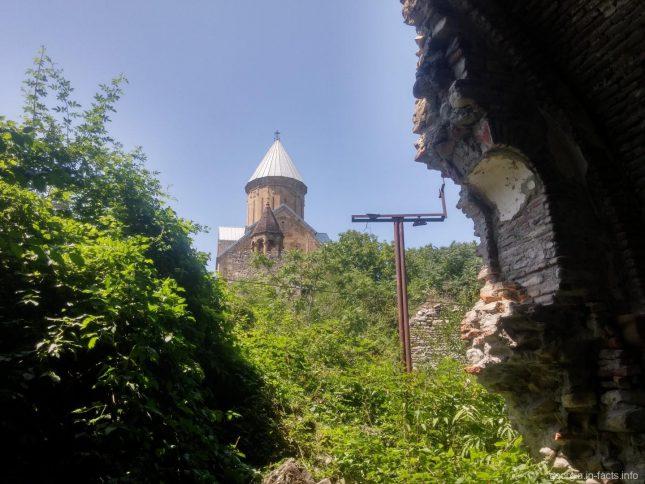 Оригинальное фото Успенского храма