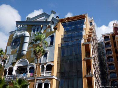 Оригинальный отель в Батуми, где можно поселиться
