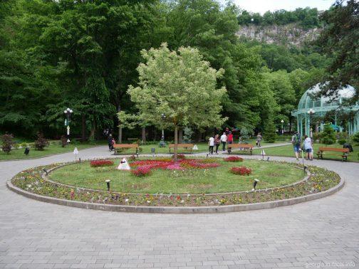 Парк Боржоми, Грузия