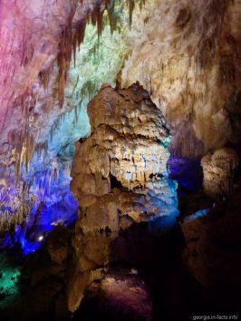 Пещера Прометея, Кутаиси