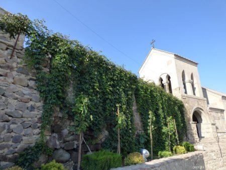 Православная церковь на территории крепости Рабат в Ахалцихе