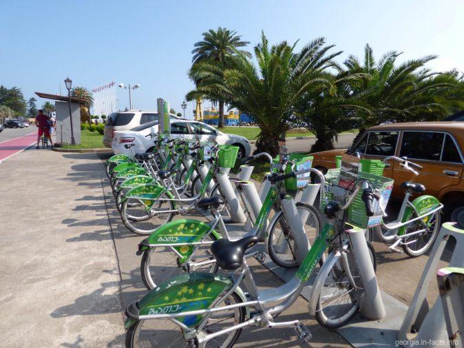 Прокат велосипедов для самостоятельного туризма