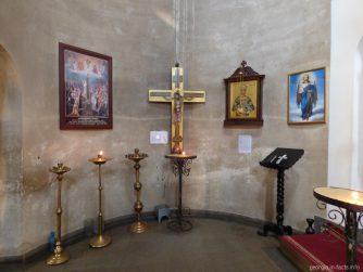 Распятие в Вознесенском соборе Ахалциха