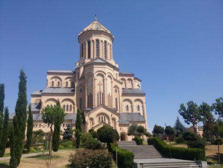 Самеба самый высокий храм Грузии