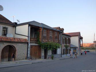 Старая часть Ахалцихе