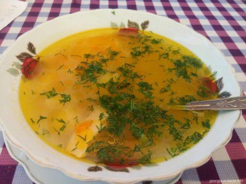 Супы в Батуми