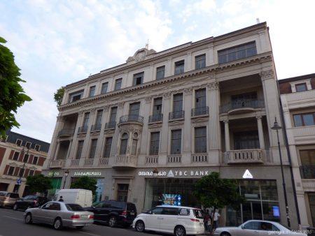 TBC Bank в Грузии