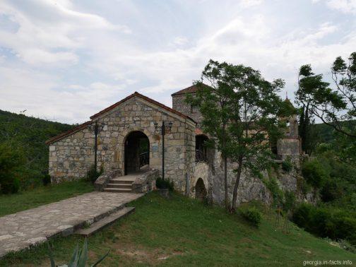 Церковь Моцамета в Кутаиси, Грузия