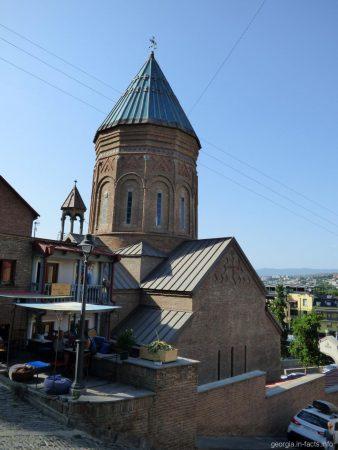 Церковь Сурб Геворг в Тбилиси