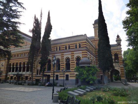 Театр оперы и балета имени Палиашвили