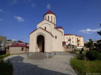 Территория Вознесенского собора, Ахалцихе