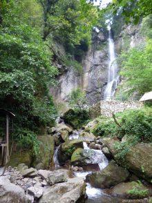 Водопад Махунцети в горной Аджарии