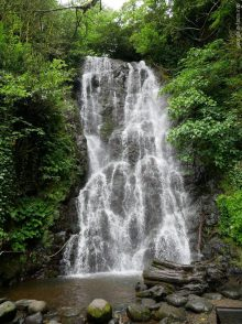 Водопад Мирвети, экскурсия Мачахела, Грузия