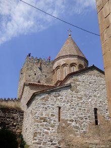 Замок Ананури экскурсия из Тбилиси